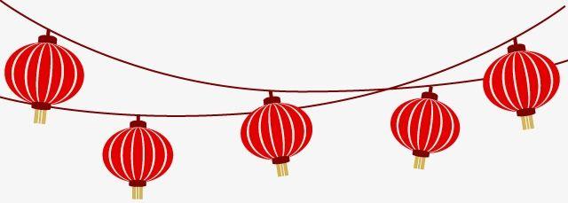 ユニーク Transparent Background Chinese Lanterns Clipart - サンゴメガ