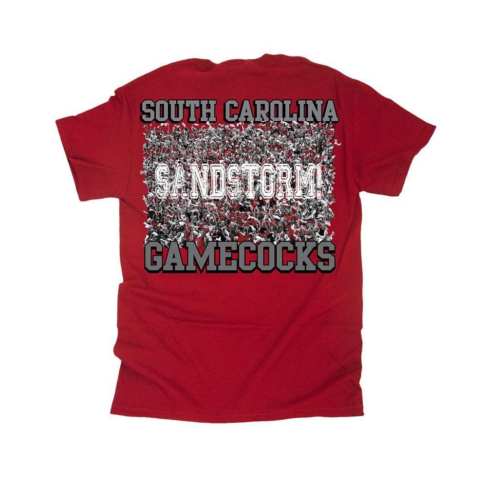 Usc Gamecocks Sandstorm T- Shirt