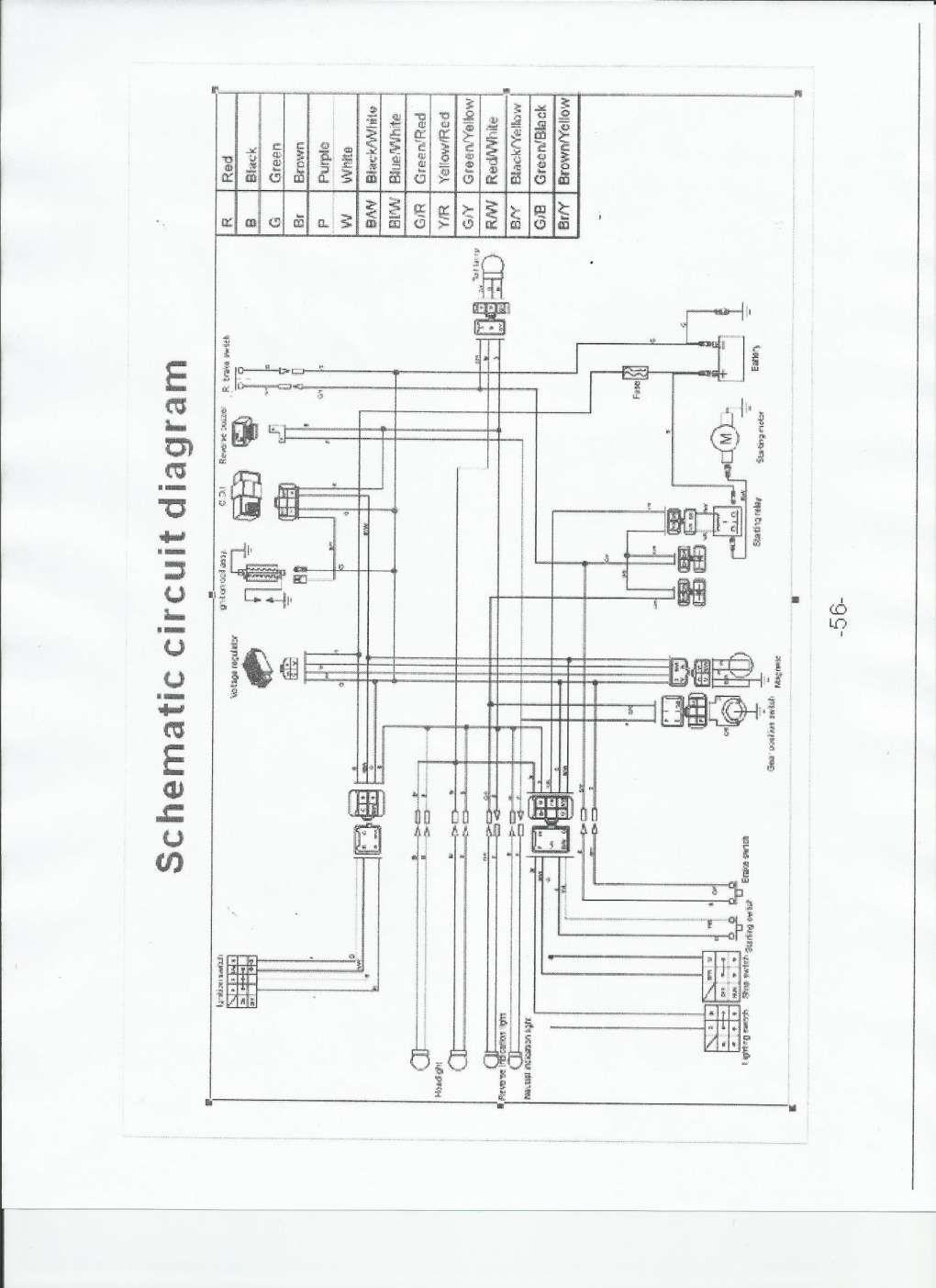 Chinese Atv Wiring Diagram : chinese, wiring, diagram, 150Cc, Chinese, Motorcycle, Wiring, Diagram, Wiringg.net, Taotao, Diagram,