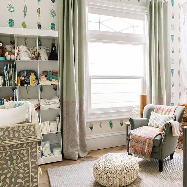 Tour An Airy Whimsical Nursery In A San Francisco Victorian