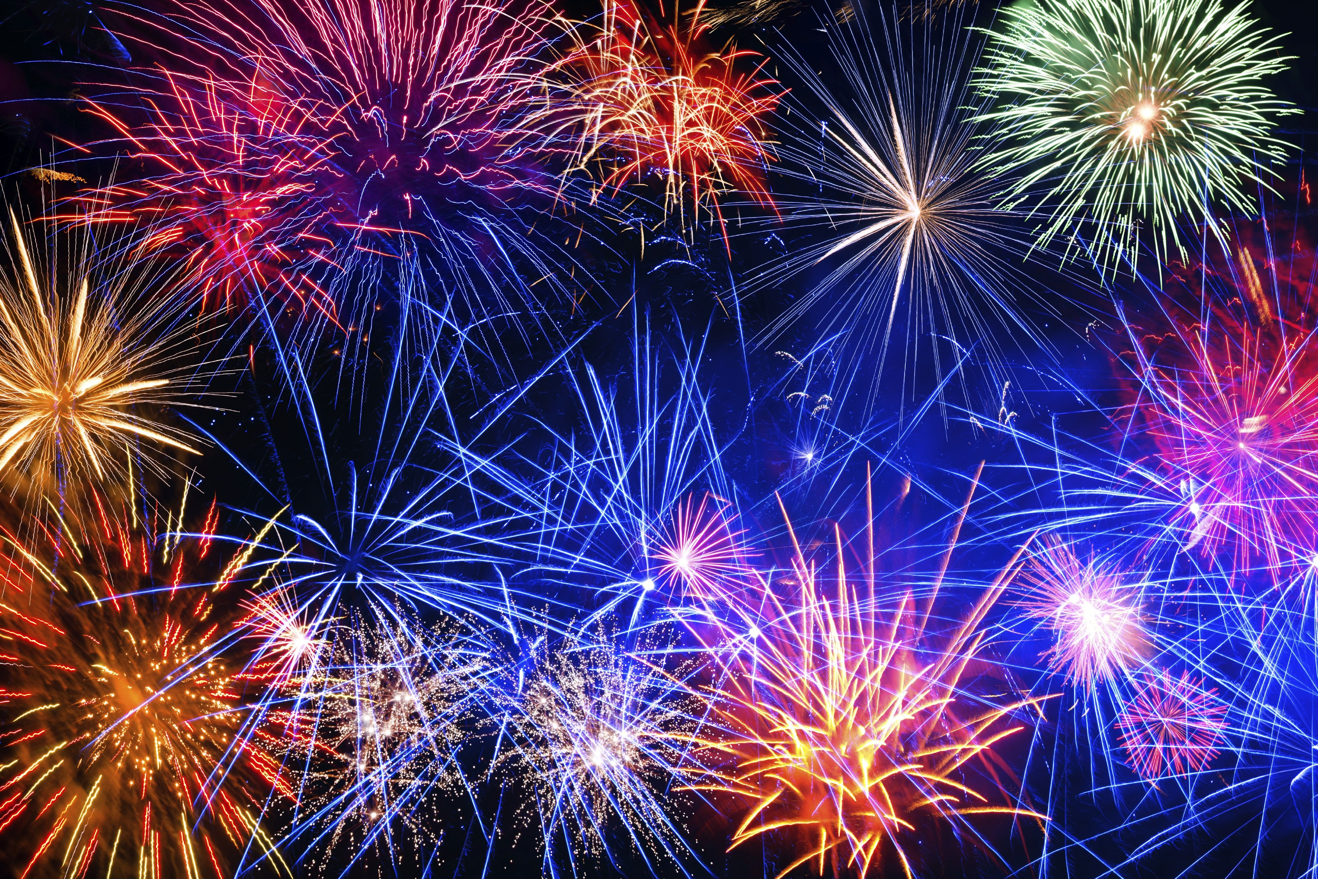 12 New Year S Traditions From Around The World Fireworks