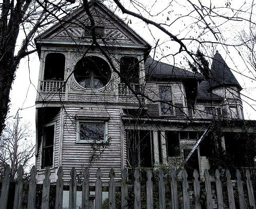 Abandoned House In New York Abandoned Places Pinterest