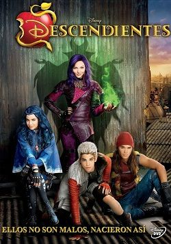 Descendientes Online Latino 2015 Peliculas Audio Latino Online Descendants Dvd Disney Descendants Disney Descendants Party