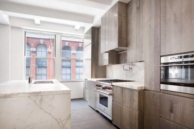 Design Build Nyc Modern Kitchen York Weatherwood Stains Modern Simple Modern Kitchen Cabinets Nyc Inspiration