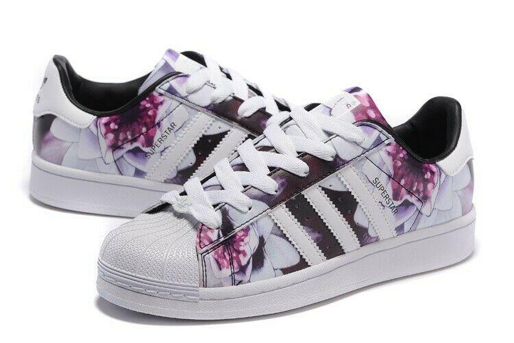 adidas scarpe superstar donna floreali