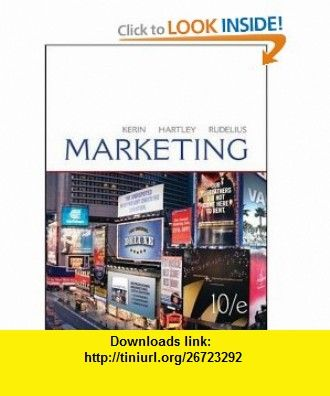 Marketing 9780073529936 roger kerin steven hartley william marketing a book by roger kerin steven hartley william rudelius fandeluxe Choice Image