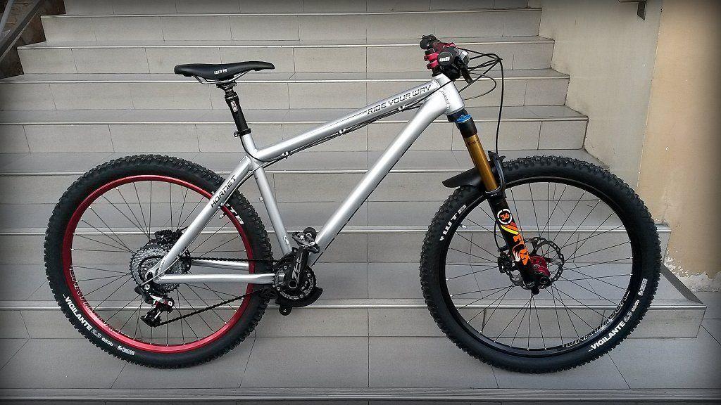 Dartmoor Hornet 2015 Hardtail Mountain Bike Dartmoor Bikes