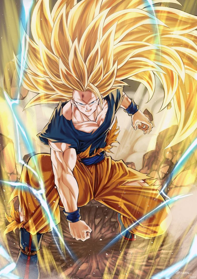 Goku Super Saiyan 3 Dragonballz Dbz Goku Gokusupersaiyan3 Gokussj3 Supersaiyan3goku Ssj3goku Supersaiyan3 Dragon Ball Z Anime Personagens De Anime