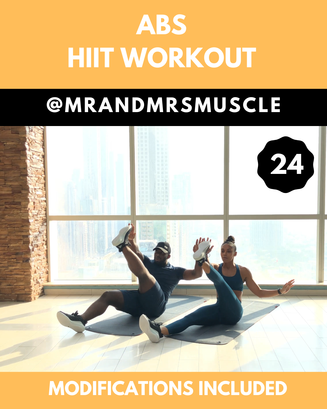 Abs and Core Workout #cardioyoga
