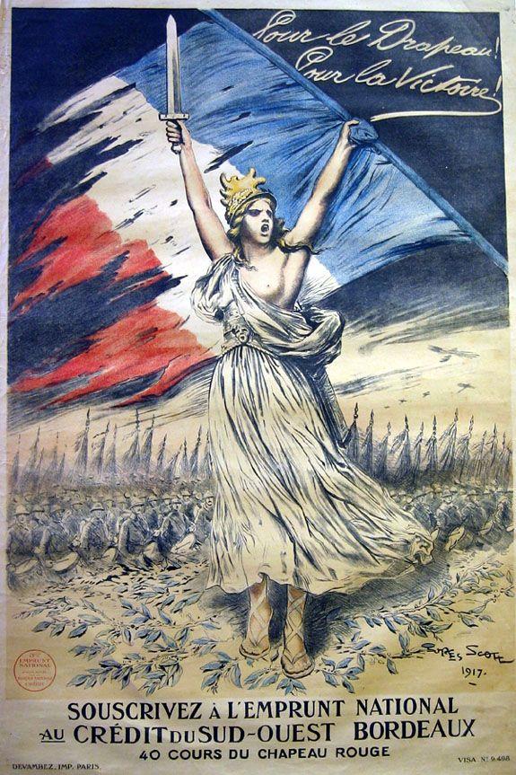 French   Propaganda   ... World War 1 French Propaganda