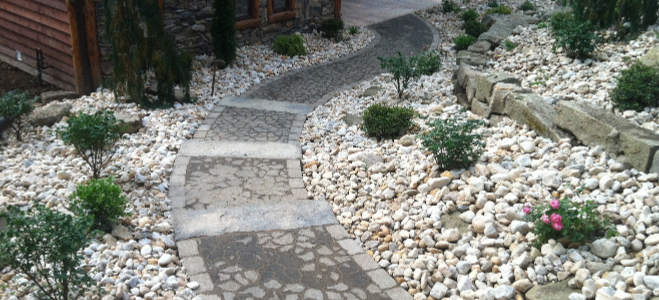 Find Experienced Paver Stone And Walkway Installation And Design From  McCrearyu0027s Budget Lawn Care.
