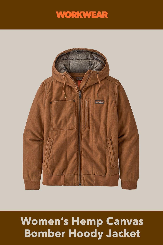 Patagonia Women S All Seasons Hemp Canvas Bomber Hoody Jacket In 2021 Jackets Hoodie Jacket Hoodies [ 1500 x 1000 Pixel ]