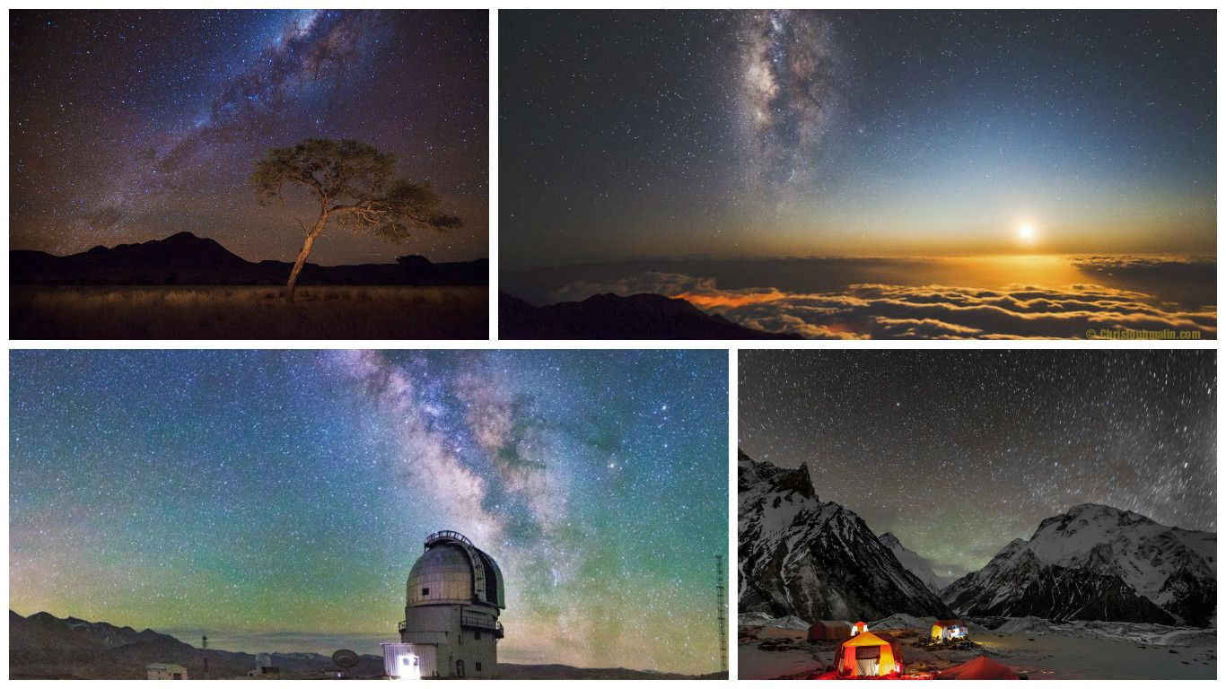 15 Of The Most Breathtaking Night Skies You'll Regret Not Seeing