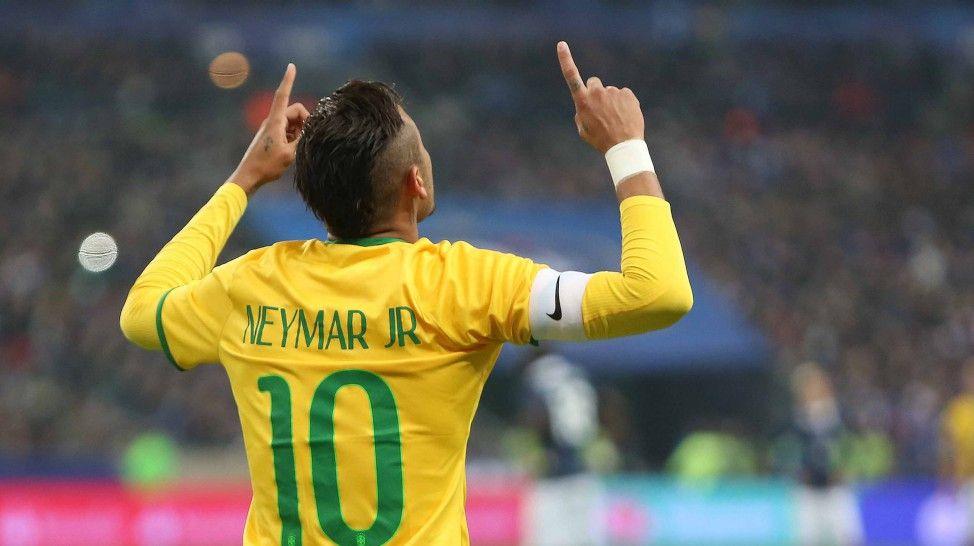 Neymar  Seleçao  Brasil Abençoado  Neymar edcbd44c499fc