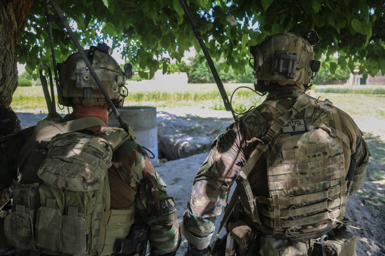 u s special forces attached to combine joint special operations