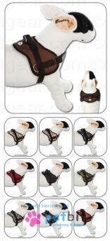 Hundegeschirr-Zuggeschirr Survival - Survival-/Zuggeschirr Nutzbar für Hunde und andere Haustiere wie Ziegen und Großkatzen Gr. XXS: Brustumfang 39-54cm Gr. XS: Brustumfang 46-63cm Gr. S: Brustumfang