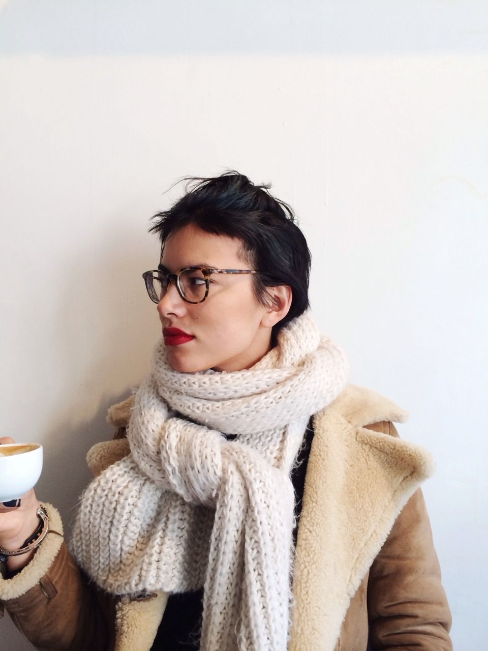 Durand | Camilla, Tortoise and Warby parker
