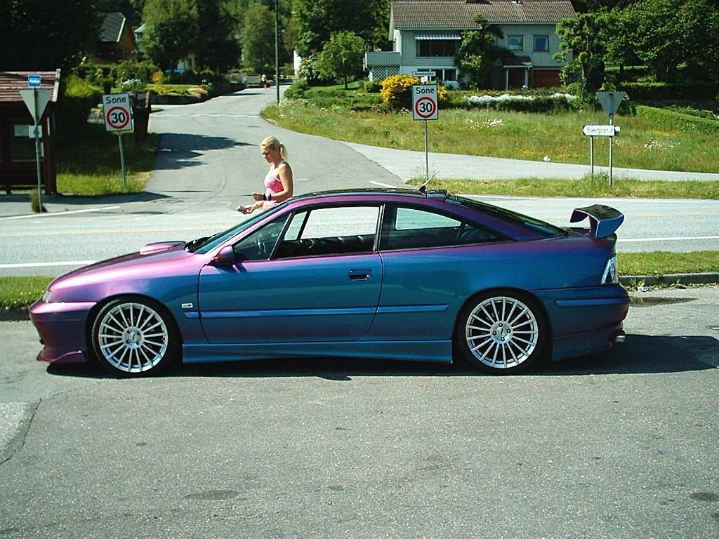 opel calibra tuning 1 tuning calibra pinterest cars. Black Bedroom Furniture Sets. Home Design Ideas