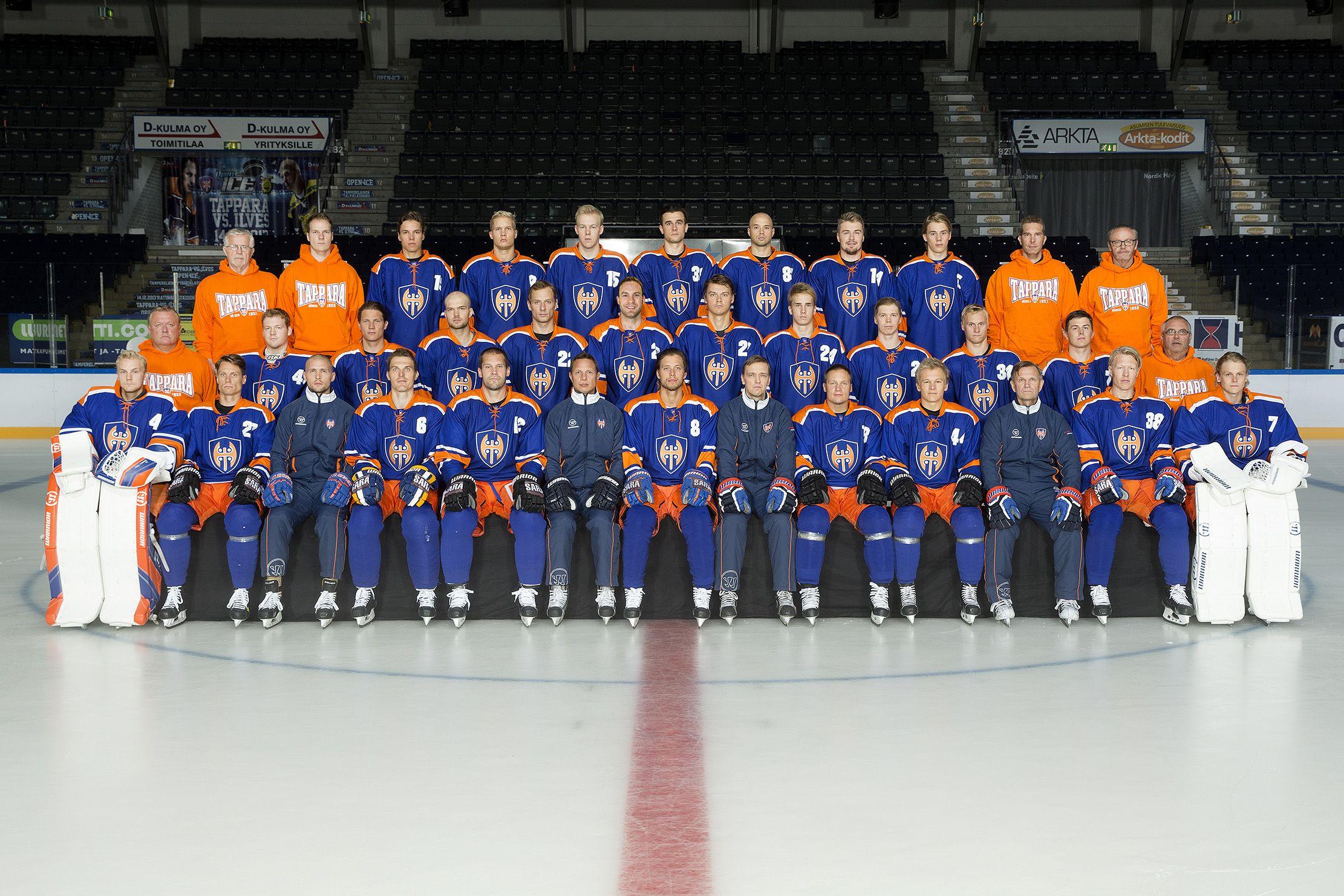 Tappara Hockey Team photo 2014-2015 Tapparan joukkuekuva kaudelta 2014-2015 www.tappara.fi #hockey #goteamtappara!