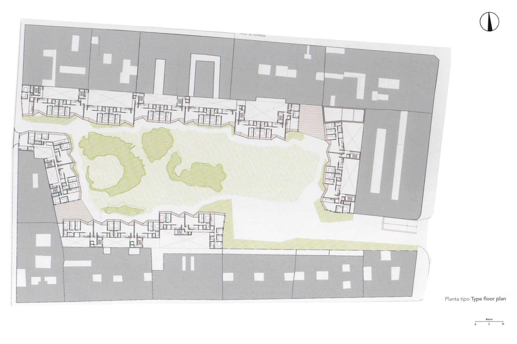 Estudio fam calle bravo murillo 115 madrid 2009 for Estudios arquitectura madrid