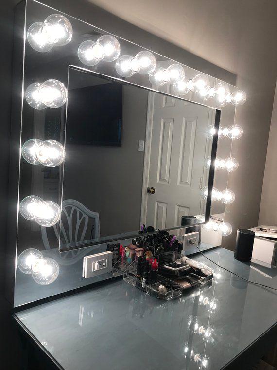 Hollywood Vanity Mirror Hollywood Vanity Mirror Stylish Bedroom