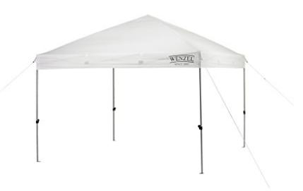 Wenzel Smartshade Canopy 10 x 10 | Top 10 Best Canopy Tents