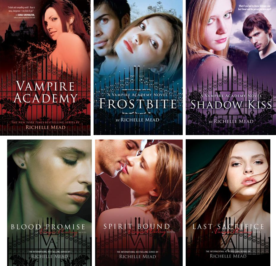 10++ Richelle mead books in reading order ideas