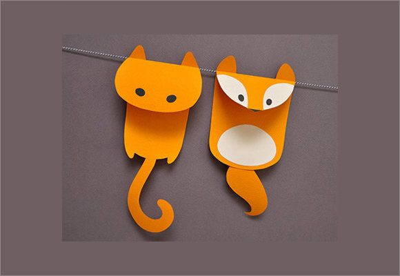 Paper Craft Template Download  Fun Diy    Paper Craft