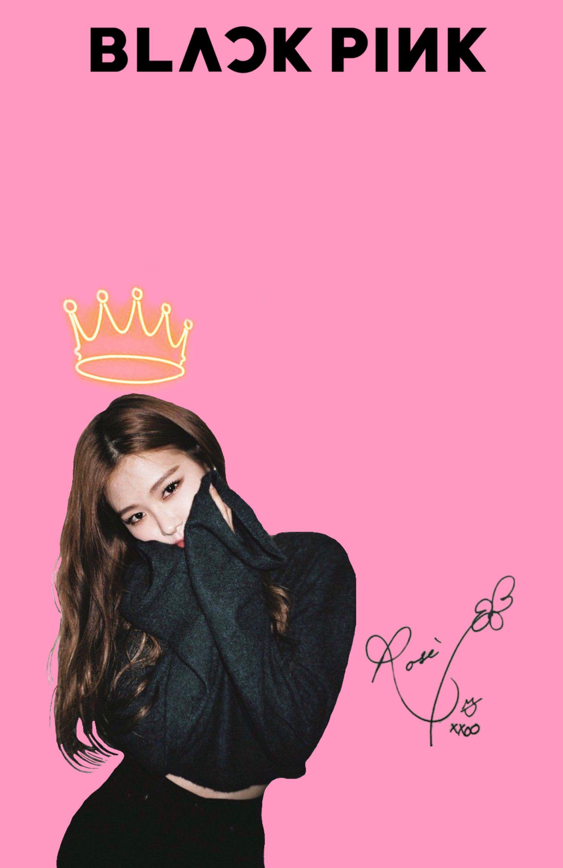 Freetoedit Blackpink Blackpinkrose Rose Chaeyoung Pink Kpop