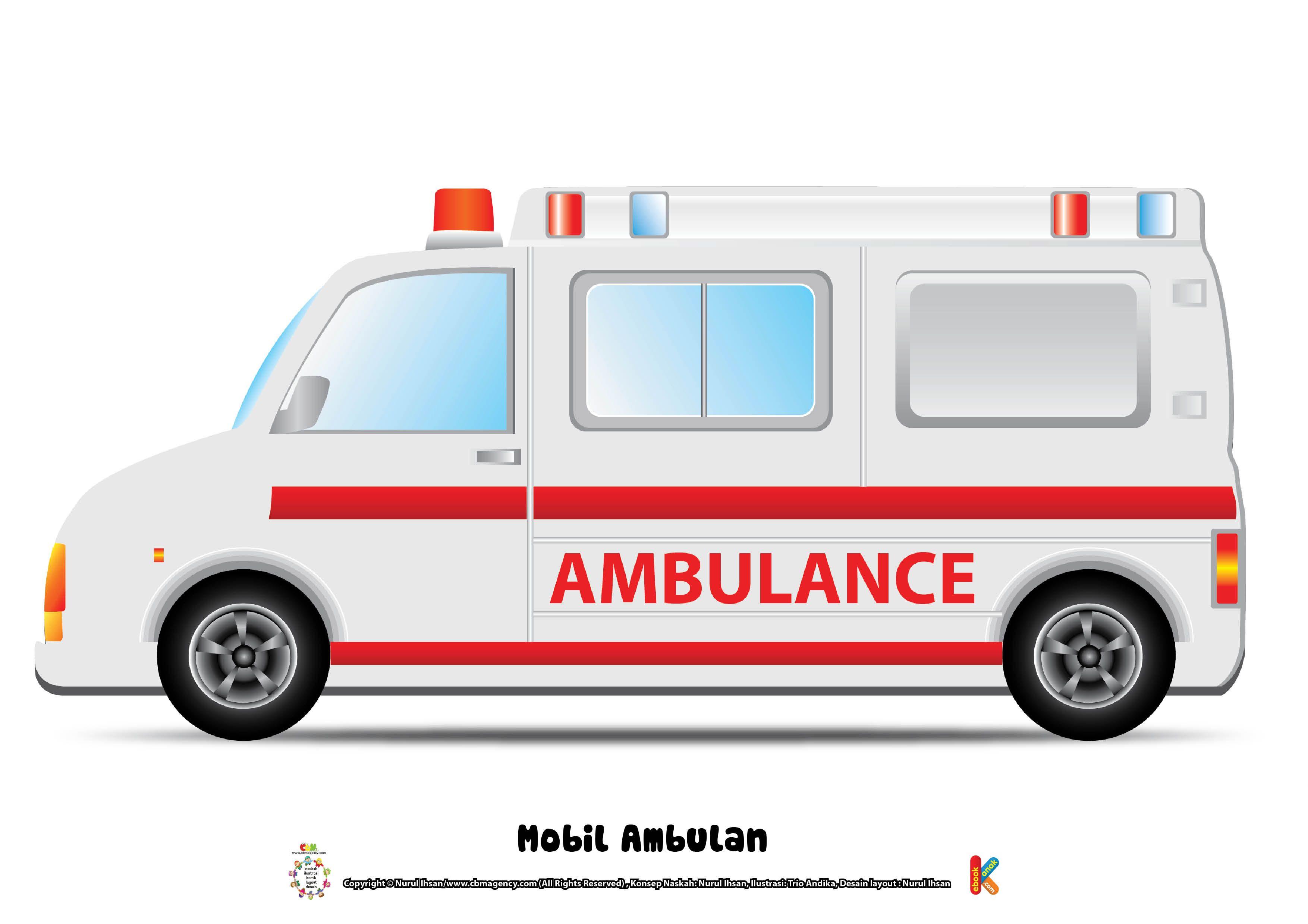 Kapan Mobil Ambulans Pertamakali Dikenal Ambulans Mobil Transportasi Darat