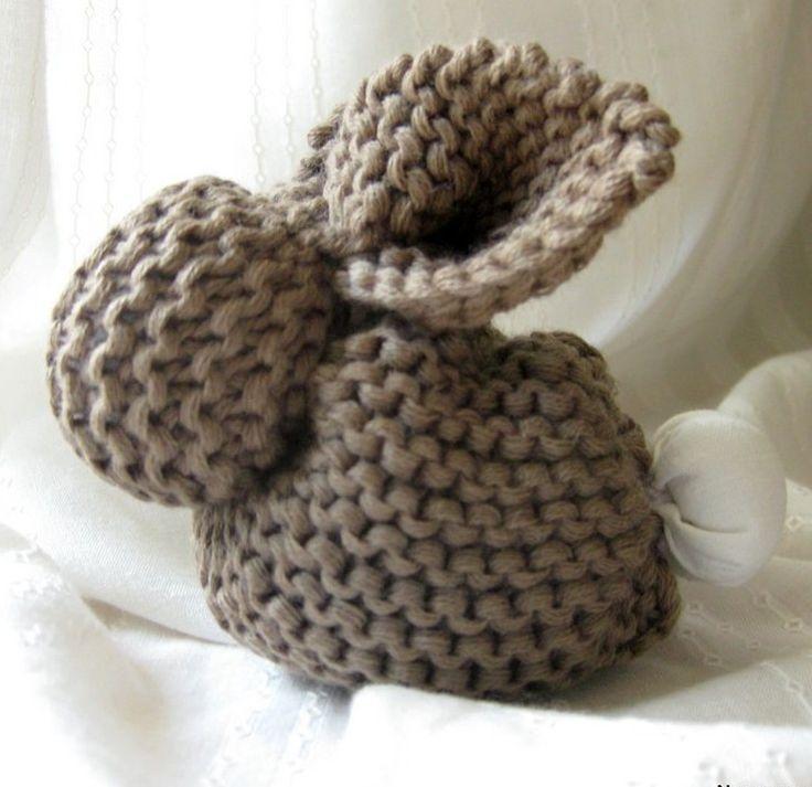 Photo of Sehr schnell und einfach: Stricken Sie das Kaninchen von einem Quadrat – ideal als Osterdekoration! Die …, #als #a …