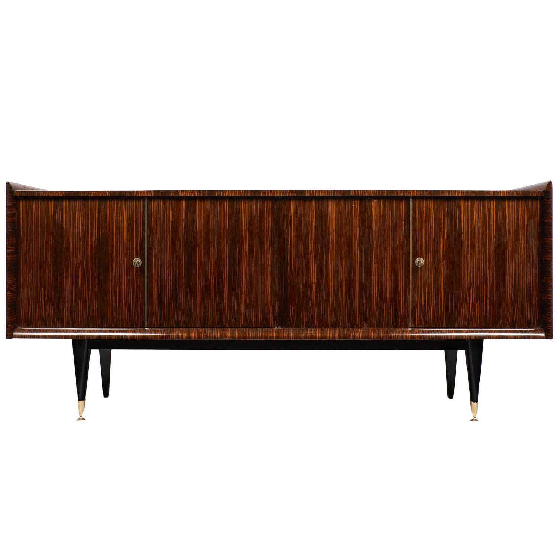 Macassar ebony furniture
