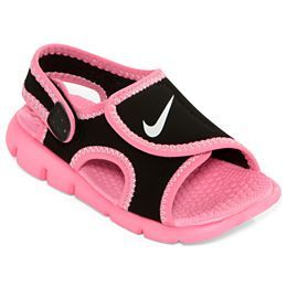 jcpenney.com | Nike® Sunray Adjustable Toddler Sandals