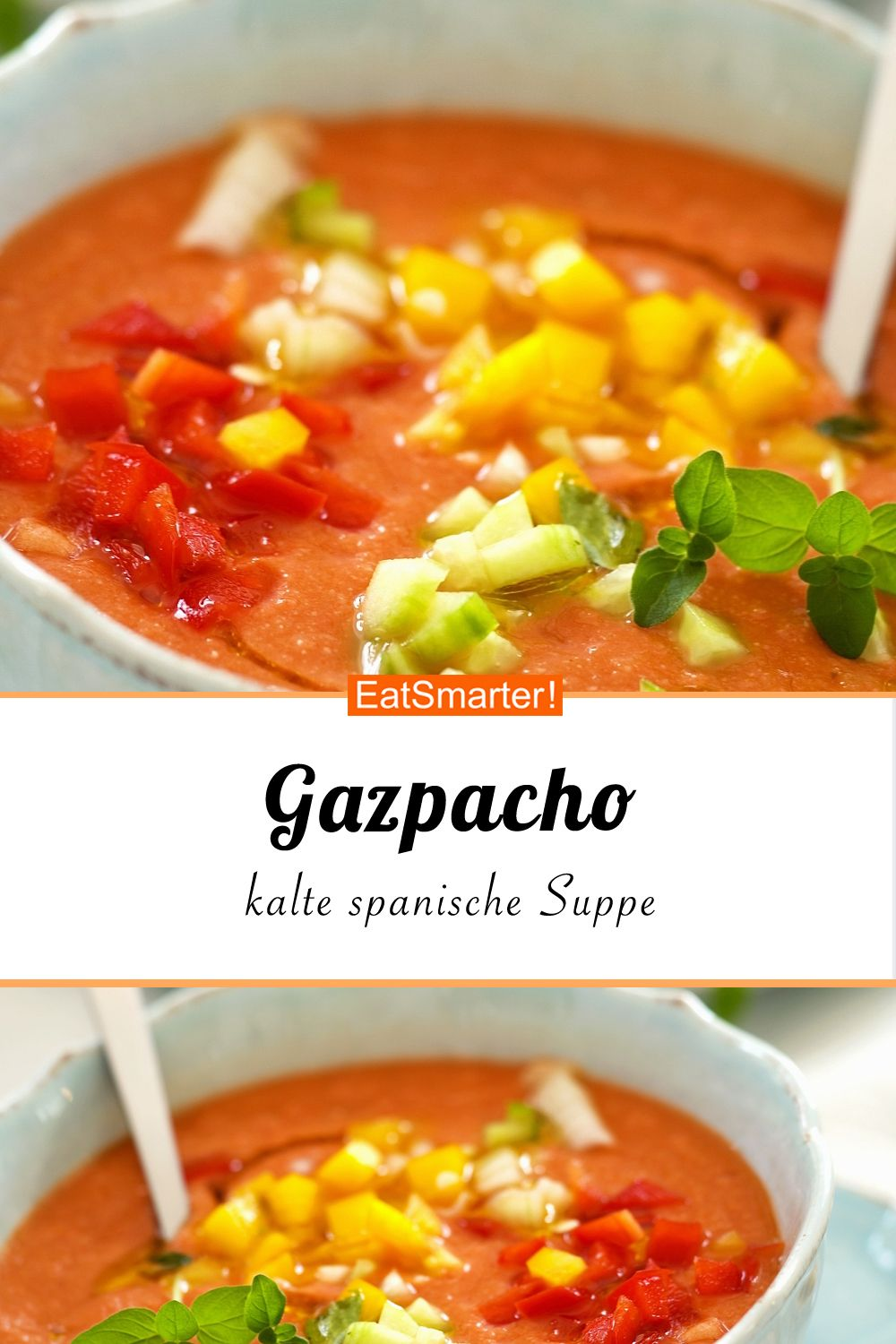 Photo of Cold Spanish Soup (Gazpacho)