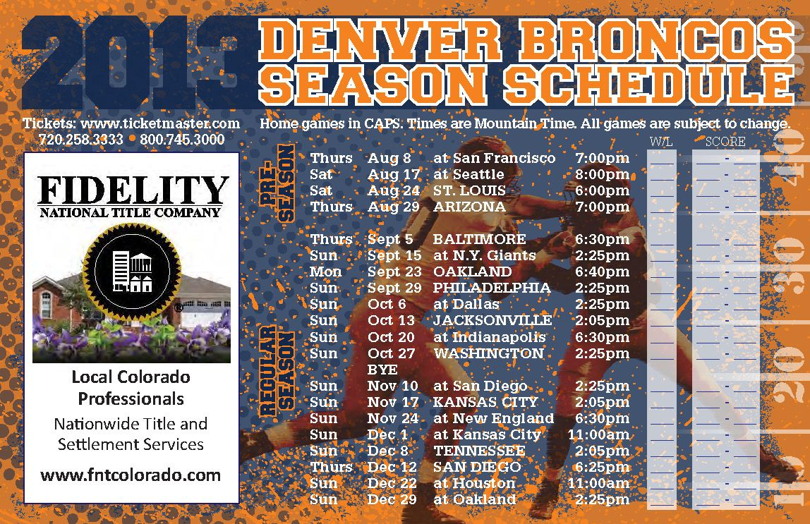 Are You Ready For Some Colorado Football Check Out Fidelity