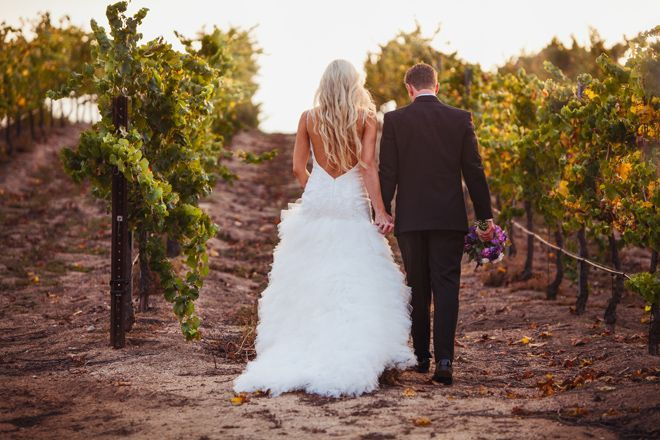 Real weddings at Mount Palomar Winery in Temecula #weddings #winerywedding #weddingvenue #vineyardwedding
