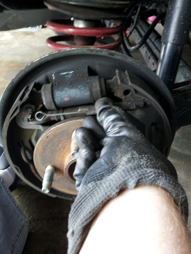 Cobalt chevy cobalt 2007 reviews : How To: Replace Drum Brakes - Chevy Cobalt Forum / Cobalt Reviews ...