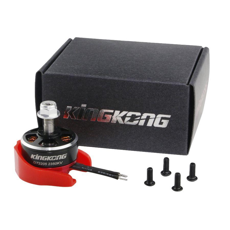 Kingkong 2205 GT2205 2350KV 2-4S Brushless Motor con Protector del ...