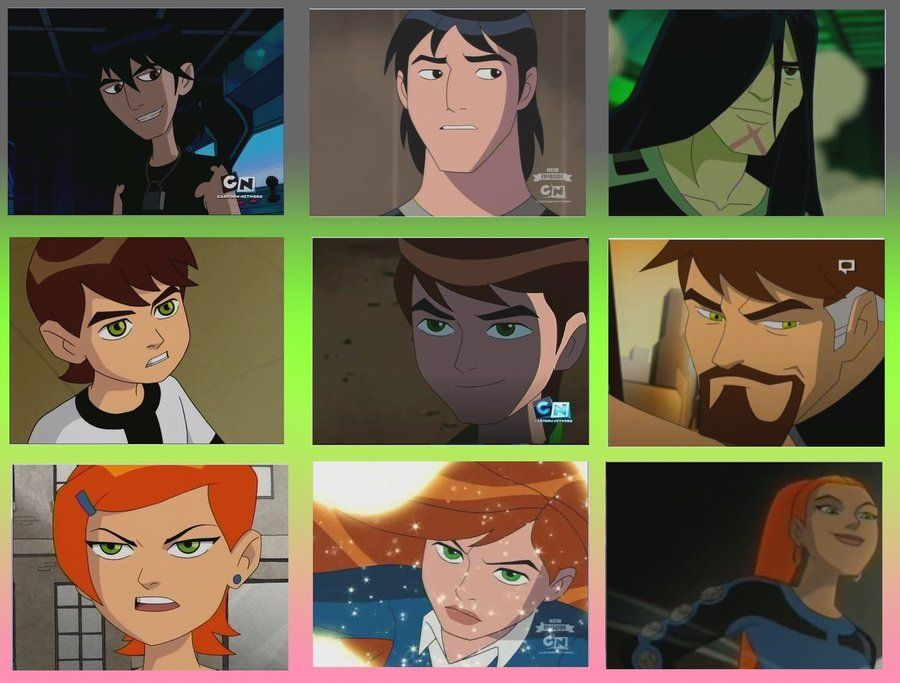 Ben+10+vs+Gwen | Image search: ben 10 kevin and gwen fucking
