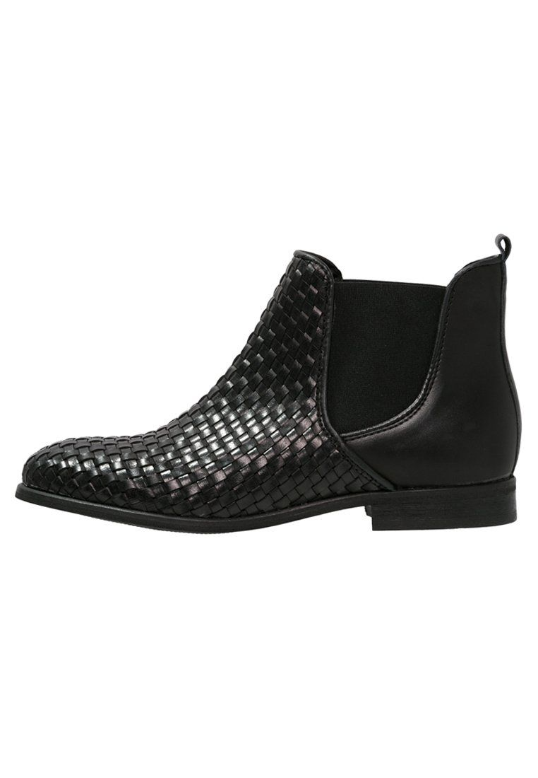 Zign Ankle Boot black | Black ankle boots