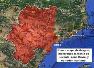 Aragón reclama la devolución de Lérida, Tortosa y Valle de Arán « SOMATEMPS