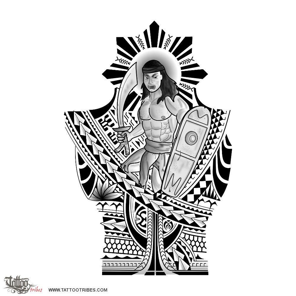 LapuLapu. Warrior. LapuLapu was the first Filipino hero