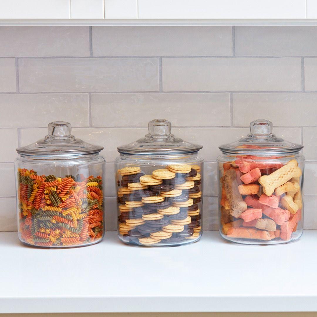 Apollo Apothecary Jars Bottles Jars Kitchen Jars Decorative Glass Jars Glass Cookie Jars