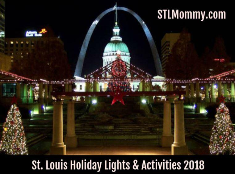 St. Louis Holiday Lights 2018 - St. Louis Holiday Lights & Activities 2018 St Louis Events
