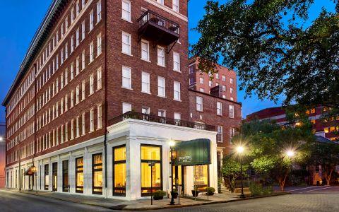 Image Description Savannah Hotels Best Hotels Savannah Chat