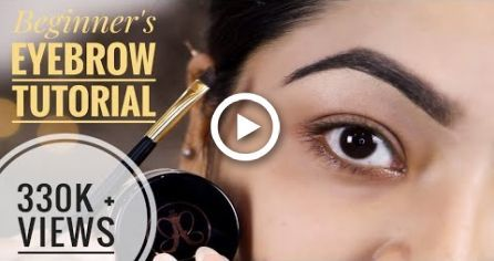How to do your eyebrows BEGINNERS EYEBROW TUTORIAL | Favourite Eyebrow Products #eyebrowstutorial