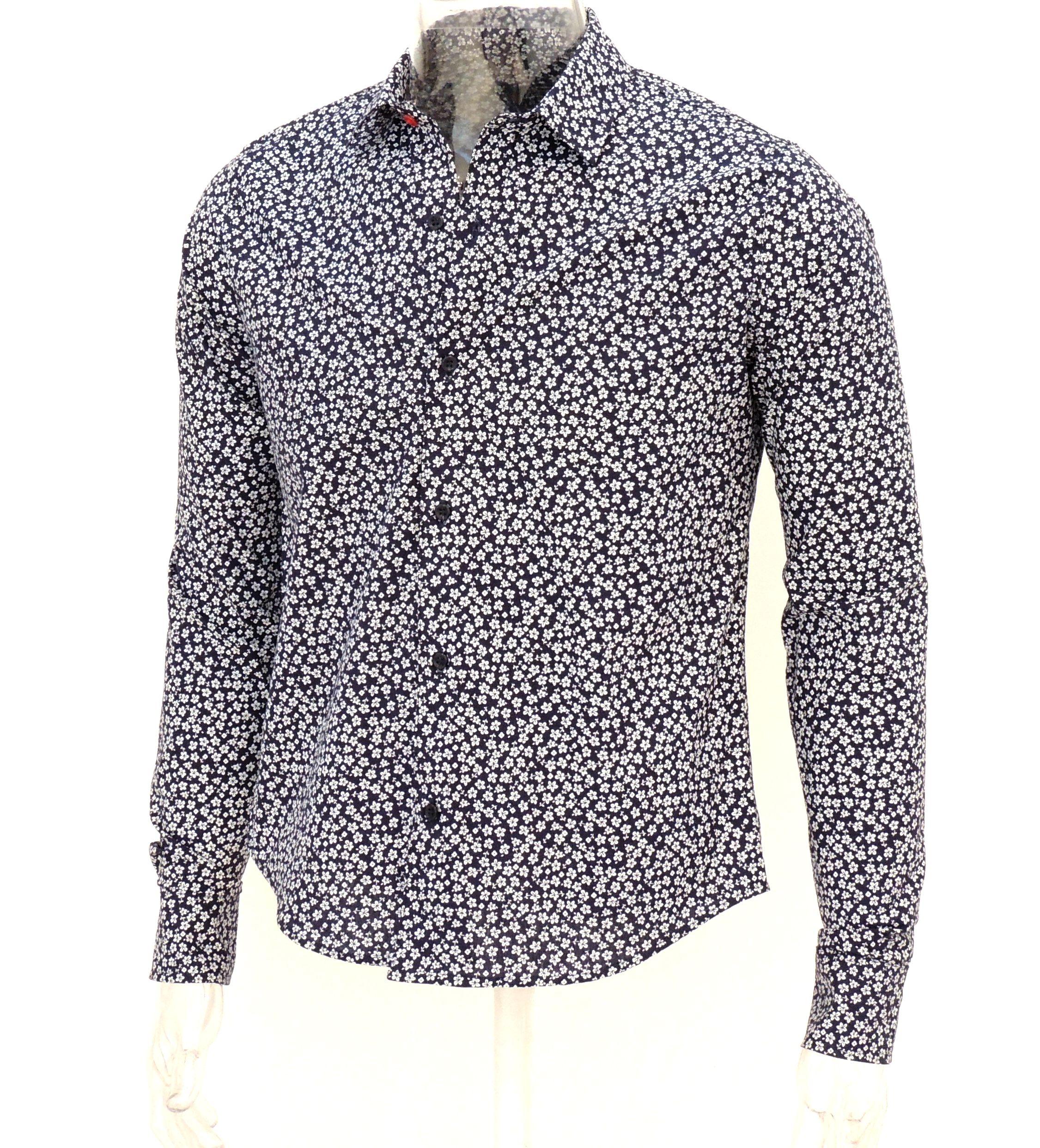 291d6277217ca Camisa Camuflada Super Slim Fit OFFERT