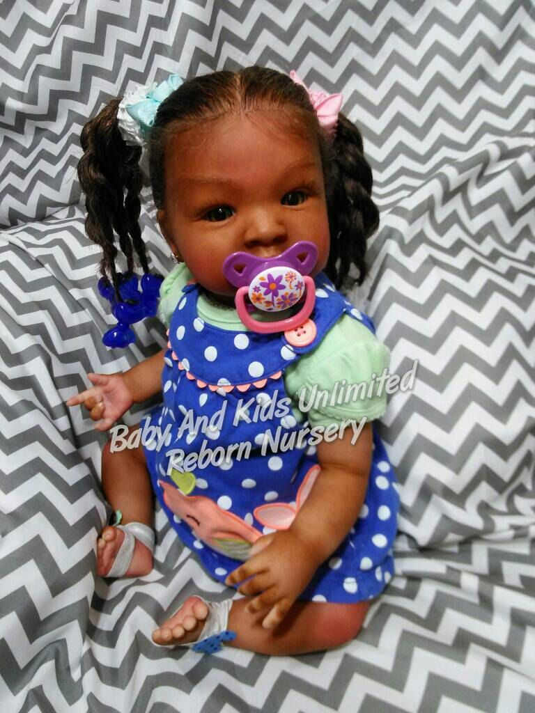 Newborn Reborn Aa Baby Girl Made To Order From The Shyann