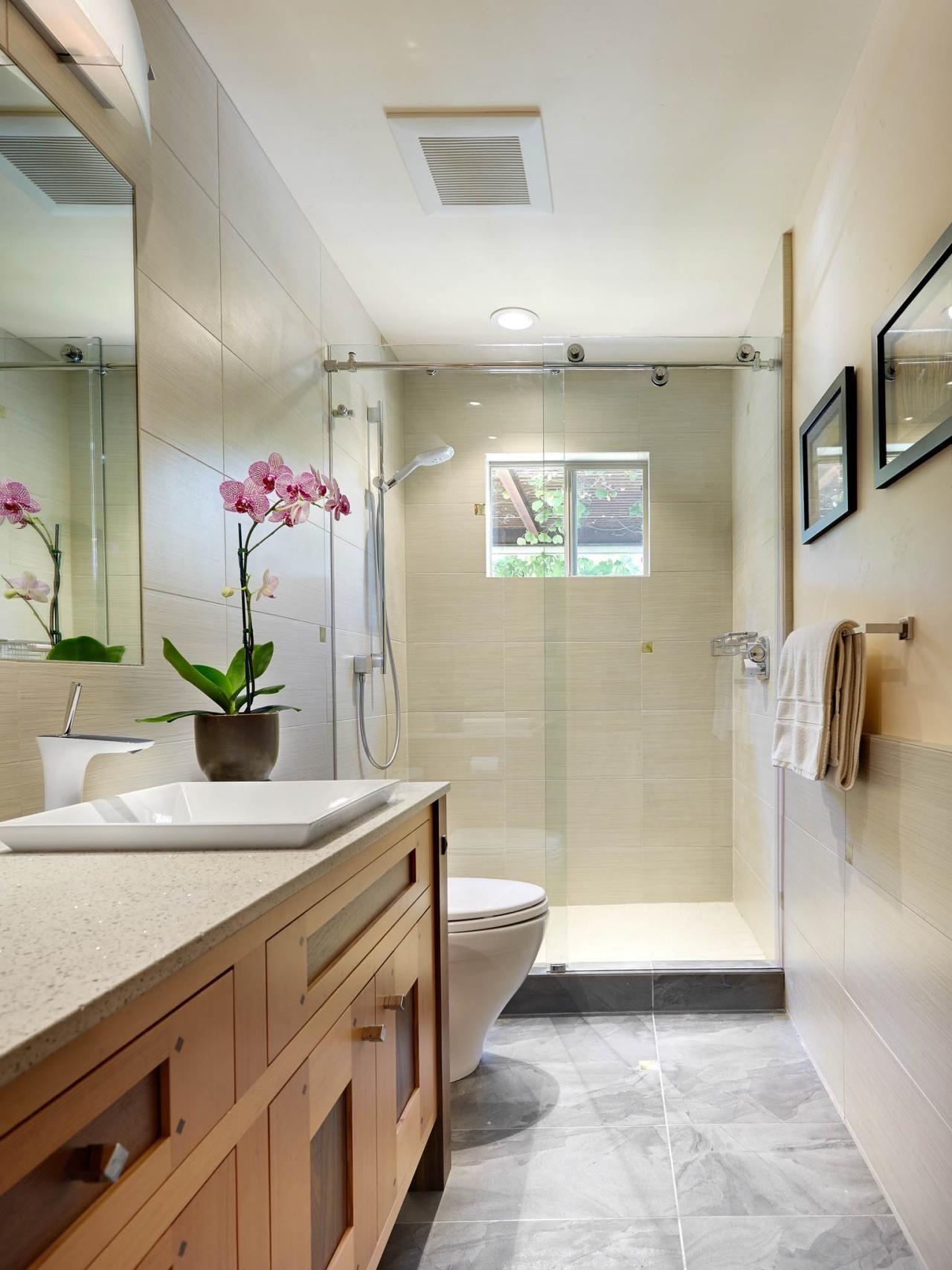 25 Ideas To Remodel Your Craftsman Bathroom | Bath design, Hgtv and ...