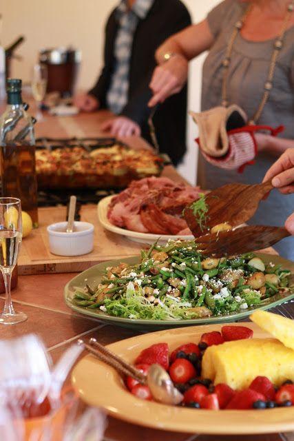 Yummy Mummy Kitchen: Easter Brunch: A Peeps Regatta